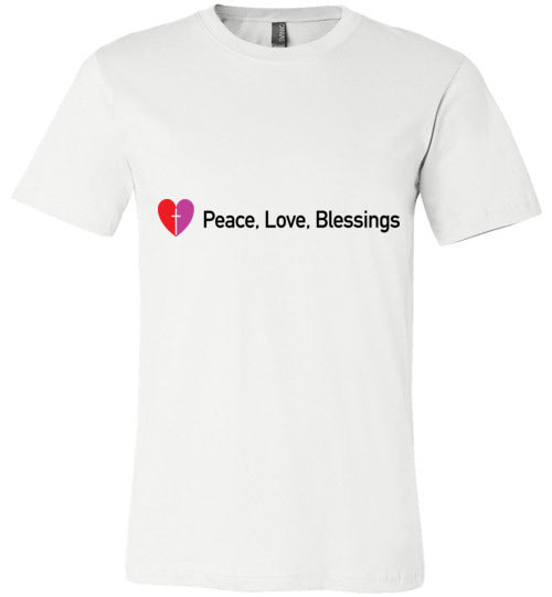 James 3:18, Peacemakers, Unisex T-Shirt, XS-YL