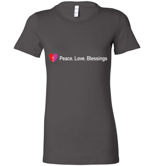 James 3:18, Peacemakers, Ladies Favorite Tee, S-2XL