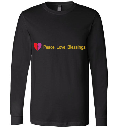 James 3:18, Peacemakers, Long Sleeve T-Shirt, S-YL