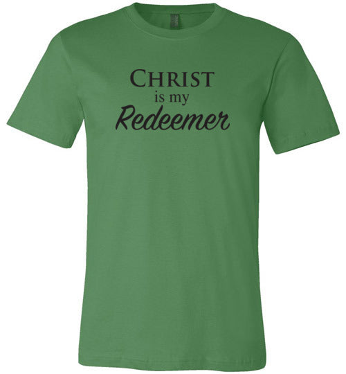 Isiah 47:4, Christ is My Redeemer, Unisex T-Shirt - Made in USA, S-3XL
