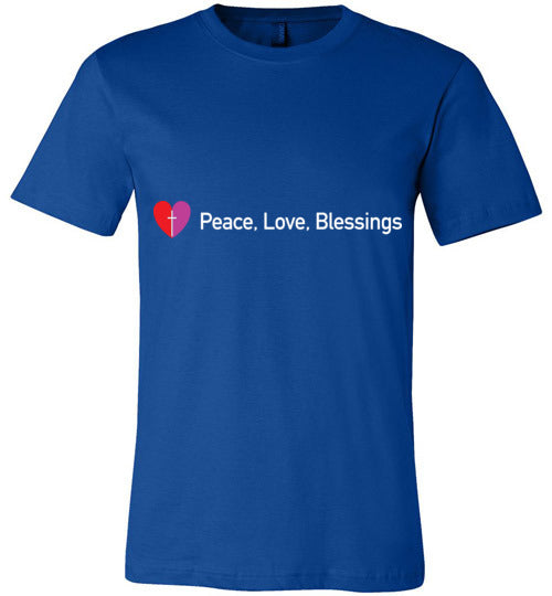 James 3:18, Peacemakers, Unisex T-Shirt - Made in USA, S-3XL