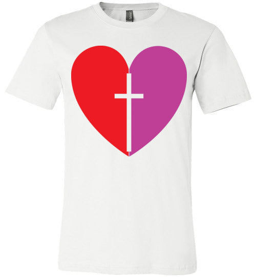 1 Corinthians 16:14, Love, Unisex T-Shirt - Made in USA, S-3XL