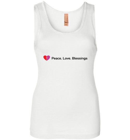 James 3:18, Peacemakers, Womens Jersey Tank, S-2XL
