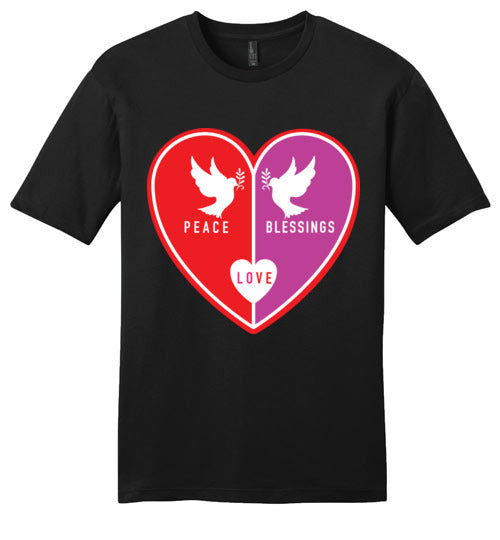1 Corinthians 16:14, Love, Young Mens Very Important Tee, XS-4XL
