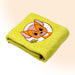 Personalised Blanket With Sweet Forest Animal
