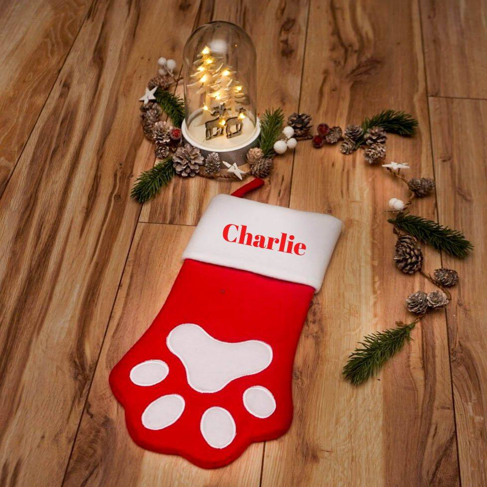 pet, cat, dog Christmas stocking ireland