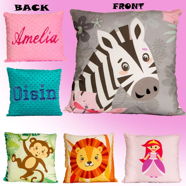 Baby Pillow with baby name