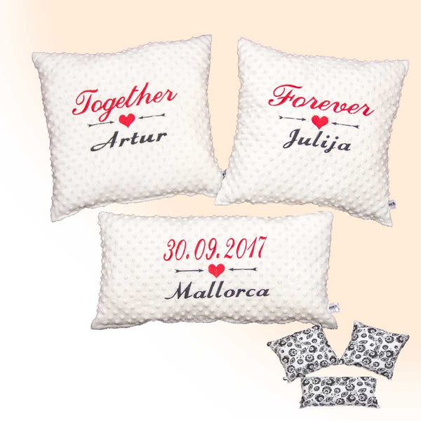Together Forever Pillows