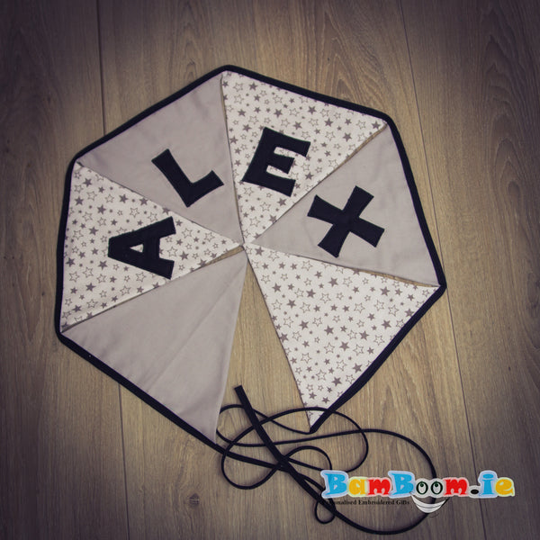 Personalised Bunting with Stars