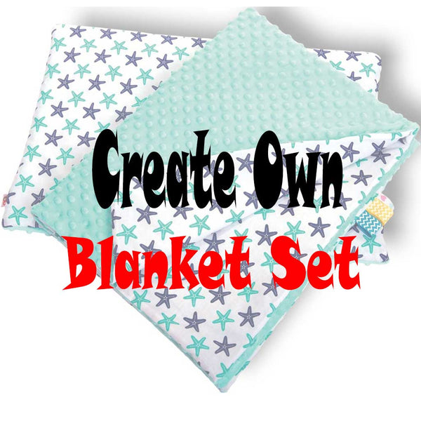Create Own Personalised Blanket