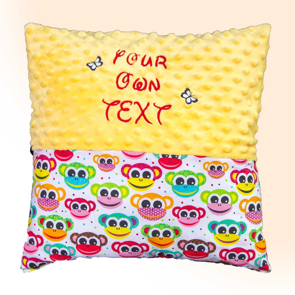 Cushion with your own text