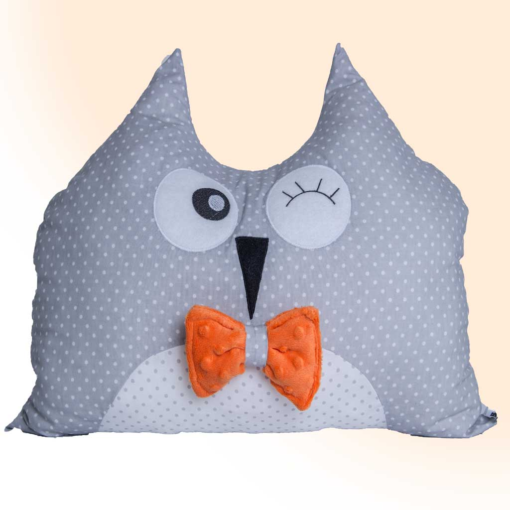 Owl Pillow Large