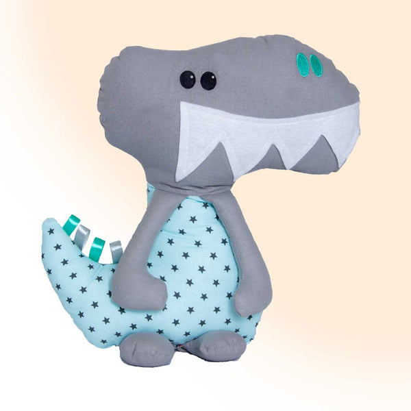 Dino - Baby Pillow