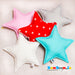 Personalised Star Shape Pillow