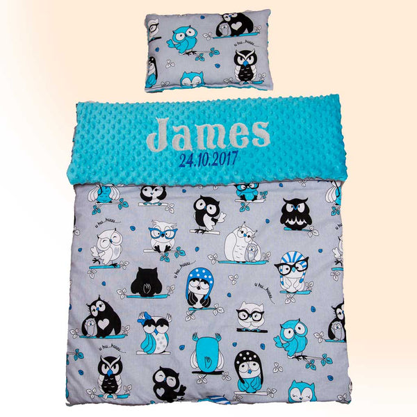 Personalised Blanket for Boy