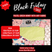 Blanket: ANY FABRIC WITH PALE GREEN MINKY- BLACK FRIDAY SALE