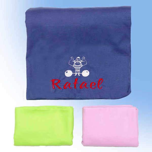 Personalised Sport, Outdoor Towel