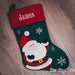 personalised christmas stocking galway