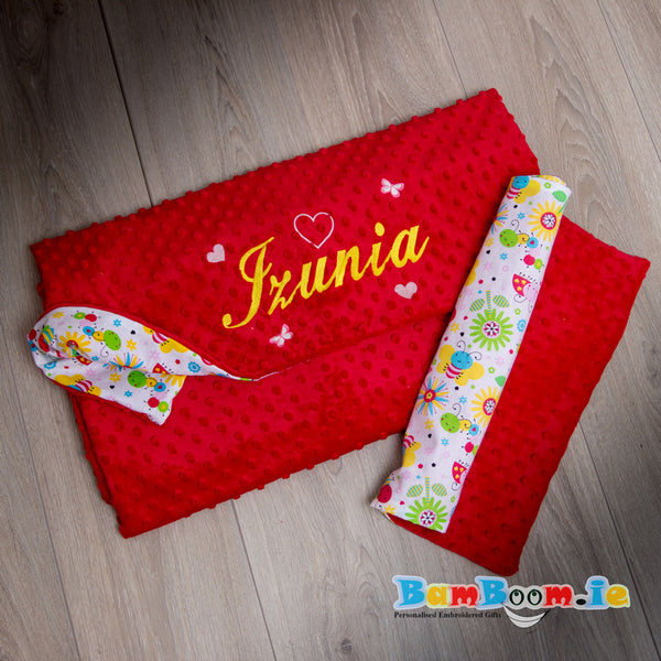 Personalised Bedding Cover Set