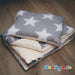 Blanket with stars