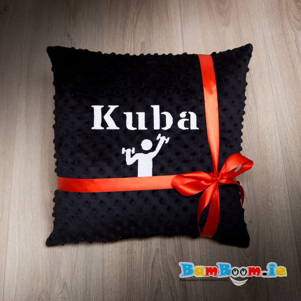 Personalised Gym Pillow