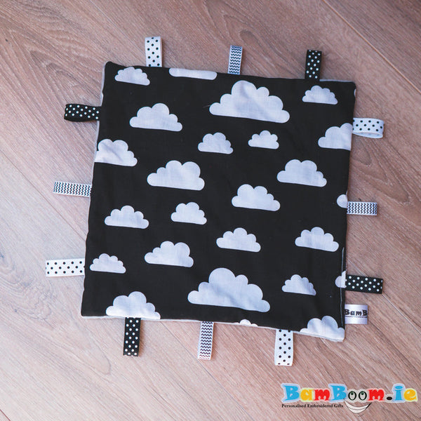 Customized Baby Comforter - Clouds