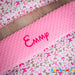 personalised blanket for girl ireland
