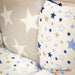 cot bumper small pillows