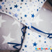 Baby Cot/Crib Pillow Set with Stars