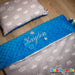Personalised Crown Blanket