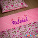 Pink blanket for a newborn limerick