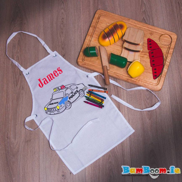 Personalised Kid Apron Ireland