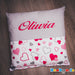 pillow with onw name ireland