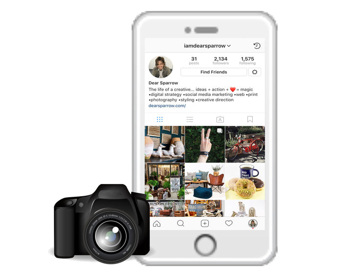 Instagram Plus Photography Sampler_Monthly Subscription