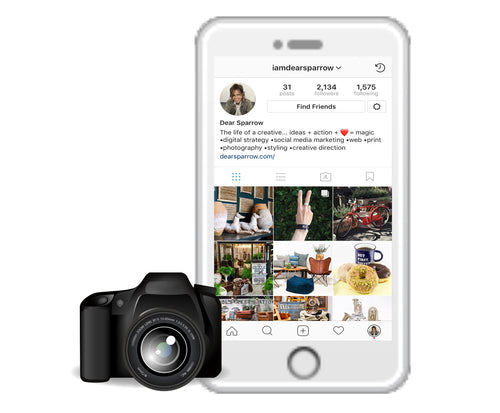 Instagram Plus Photography Standard_Monthly Subscription