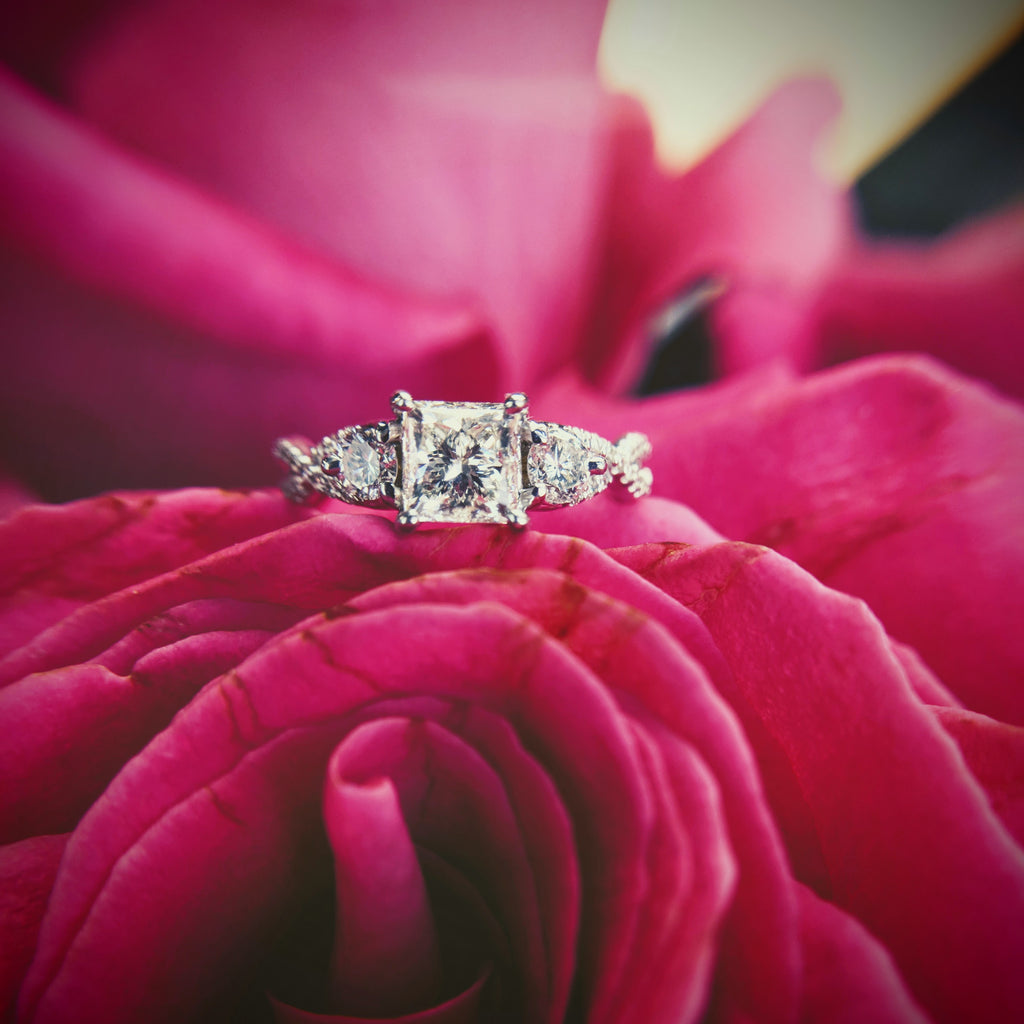 Vintage Engagement Rings: An Ethical Option