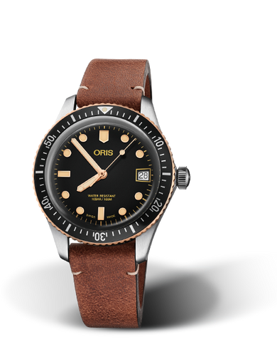 bronze diver 65 oris movember secrete fine jewelry retro watches swiss best washington dc mens gifts
