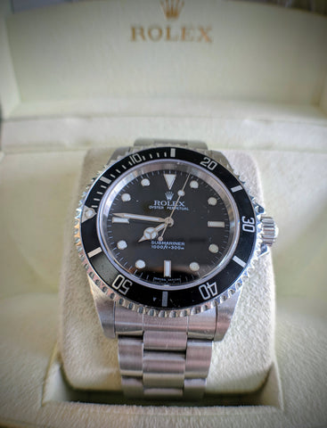 classic black rolex submariner best used rolex dealer washington dc secrete fine jewelry certified trusted warranty dupont circle
