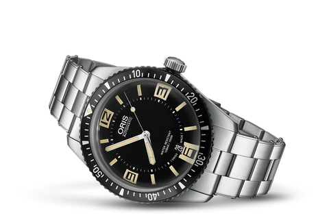 oris diver 65 metal bracelet authorized oris retailer washington dc secrete fine jewelry holiday mens gift guide