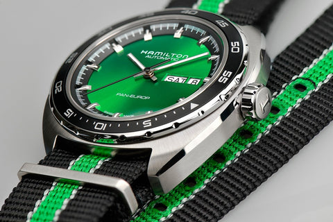 hamilton pan europ american classic green secrete fine jewelry washington dc best mens accessories holiday gifts 2018
