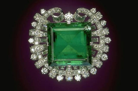 hooker emerald smithsonian washington dc secrete fine jewelry tiffany's