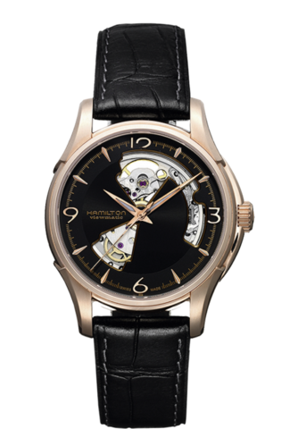 hamilton jazzmaster open heart skeleton watch authorized dealer washington dc secrete fine jewelry holiday men gifts for him best
