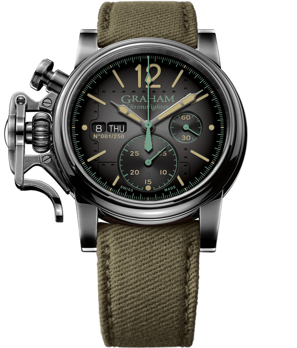Chronofighter Vintage - Aircraft Ltd