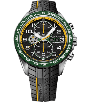 Silverstone RS Racing - Green and Yellow Dial
