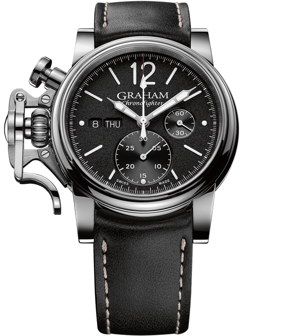 Chronofighter Vintage 15th Edition - Black Dial