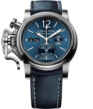 Chronofighter Vintage 15th Edition - Blue Dial