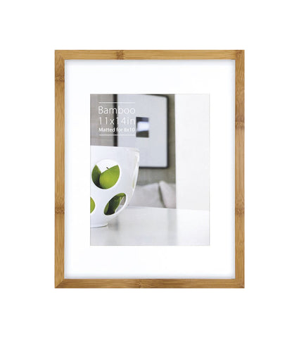 11 x 14 bamboo ecocare frame