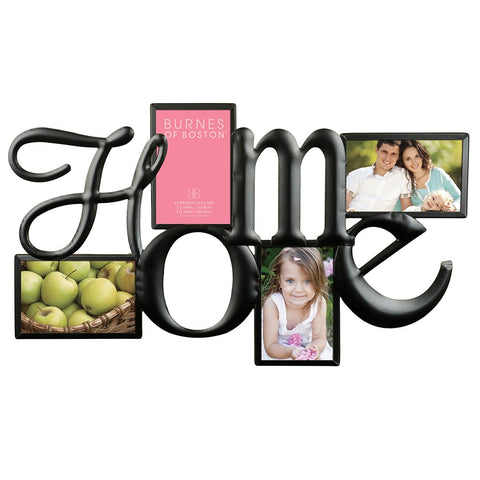 4 x 6 metal Home collage frame