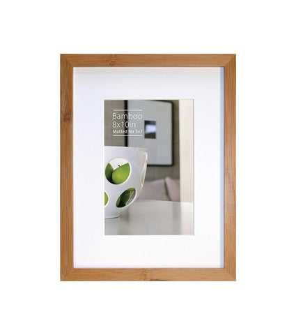8 x 10 bamboo ecocare frame