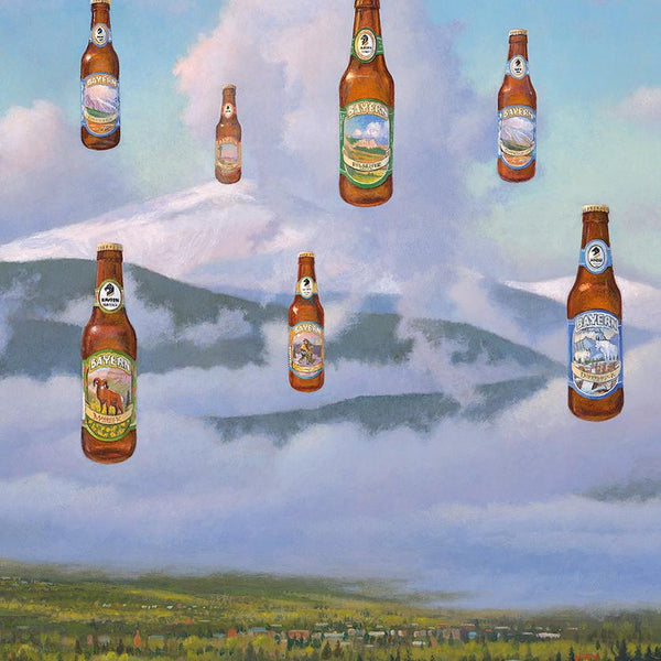Celebration Brewing Over Missoula-Artist's Proof